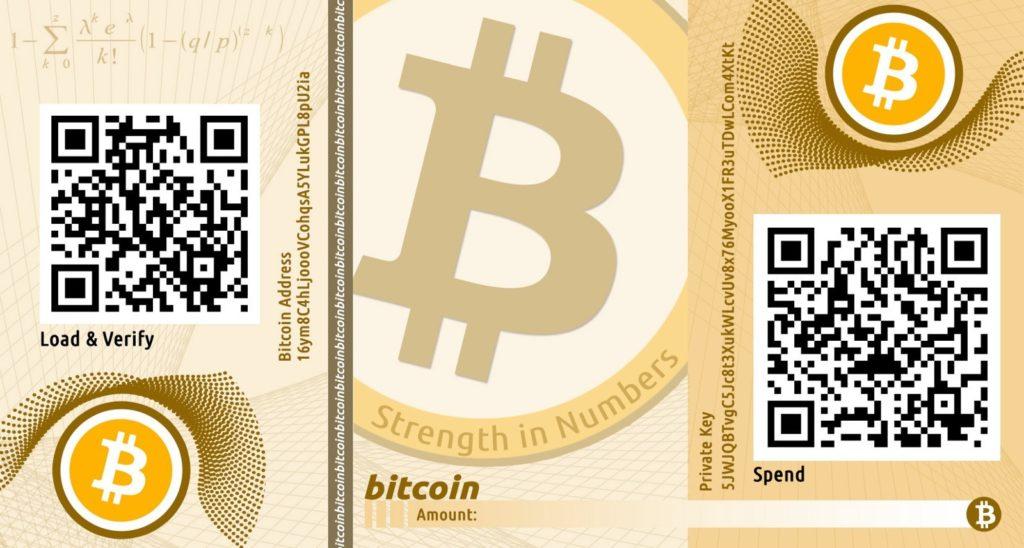 bitcoin indirizzo di codice qr
